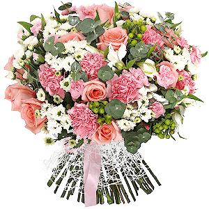 цветы ко дню матери Таинственная муза