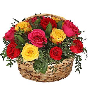 Букет цветов в новосибирске с доставкой минске, заказать букет невесты третьяковская