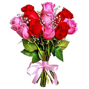 Экспресс букет +30% цветов с доставкой в Новосибирске