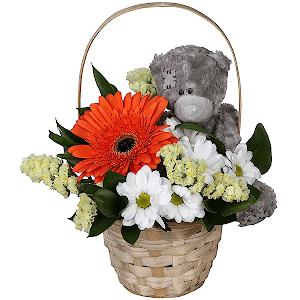 Детский праздник +30% цветов с доставкой в Новосибирске