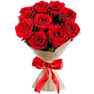 цветы ко дню матери Рубиновое сияние